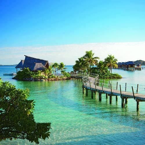 Best Places For Holiday In June: FIJI. A Lagoon In June. Reserve A Kayak. Grease Up And Get
