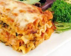 Lasagnes au saumon et épinards (facile, rapide) - Une recette CuisineAZ
