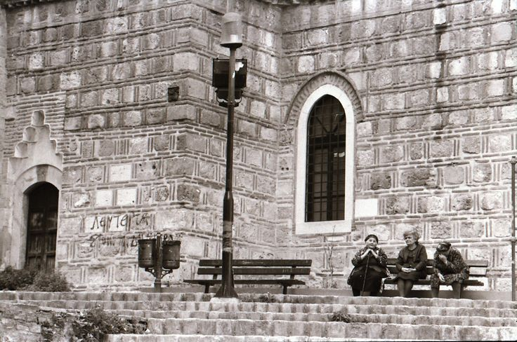 Street Photography - Thessaloniki - Orthodox Church