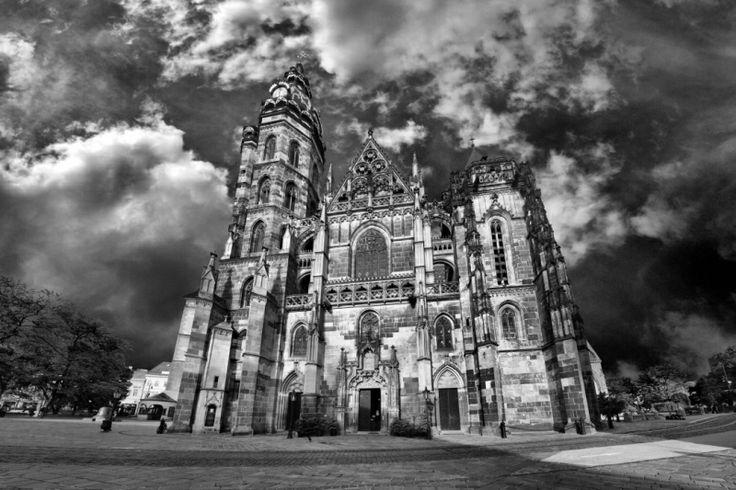 St. Elisabeth Cathedral #kosice