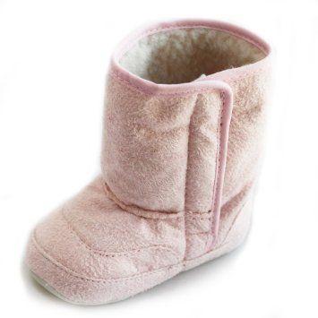 Jual Sepatu Bayi - Lembut Sole Balita Bayi Perempuan Putri Salju Boots Hangat Chamois Sepatu FHX | Pusat Sepatu Bayi Terbesar dan Terlengkap Se indonesia