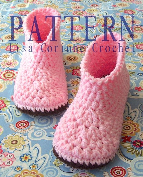 Crochet Boots And Slippers Womens Crocheted Boot