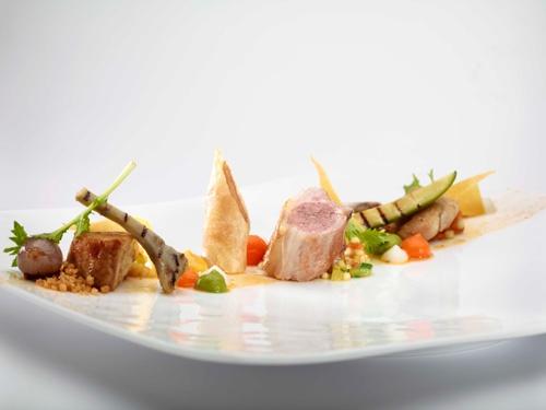 Restaurants / Hof Van Cleve / Belgium