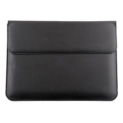 """Leather Case Carry Bag Pouch Cover For Apple 12"""" MacBook Pro Air surface pro 3"""