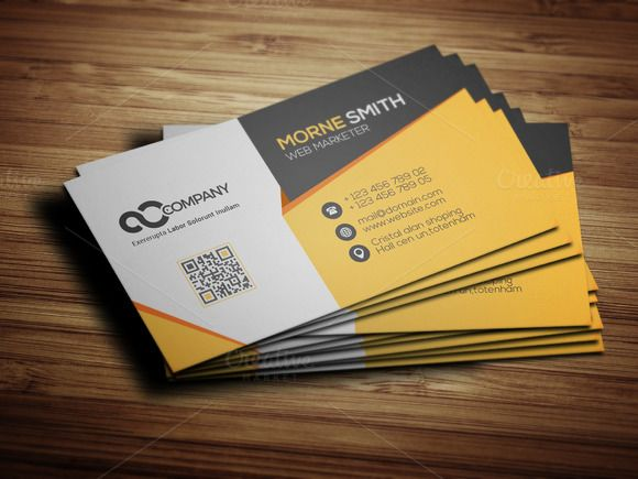 54 best supper creative business card images on pinterest business business card text colorcreative reheart Image collections