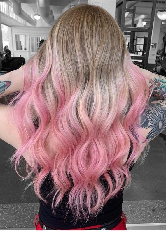 Stylish Pink Hair Color Styles For Women To Wear In 2019 Hair Color Pink Hair Styles Hair Color