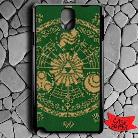The Legend Of Zelda 2 Samsung Galaxy Note 3 Black Case