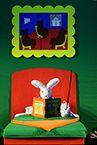 Art On Stage: GOUCHER // Good Night Moon & Runaway Bunny