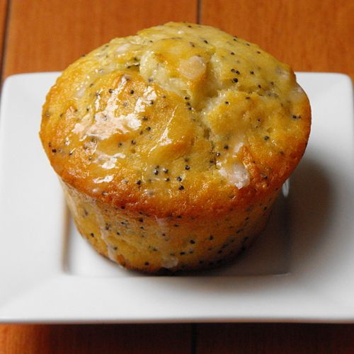 Love these Skinny Lemon and  Poppyseed Muffins.  Very easy to make too.  Check them out - www.imafoodblog.com