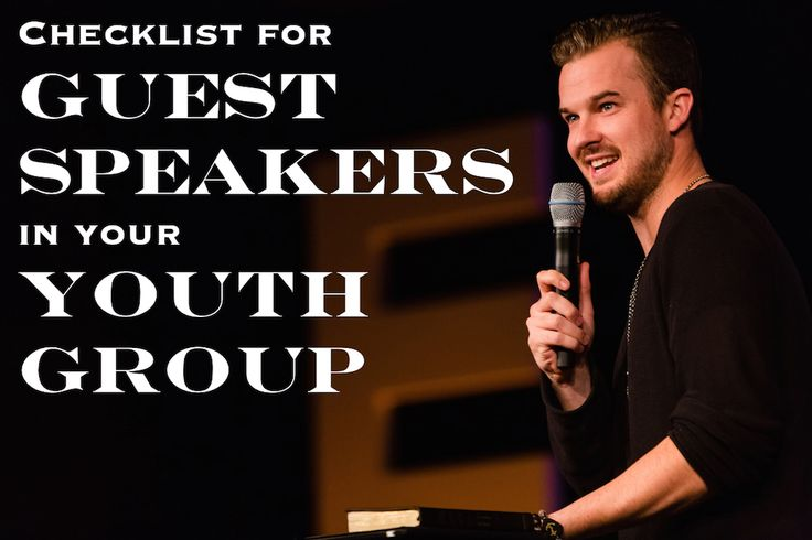 how to become a guest speaker at schools