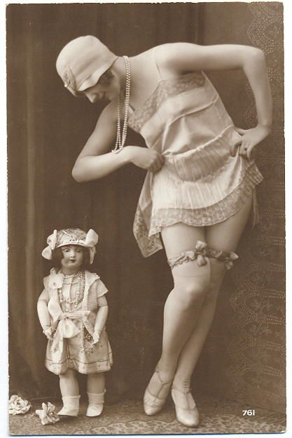 1920's: 1920 S, Clothing 1920S, 1920S Dance, 1920S Flappers, Beautiful Dolls, 1920S Americana, 1920S Lingerie, Creepy Dolls, Dolly Darling