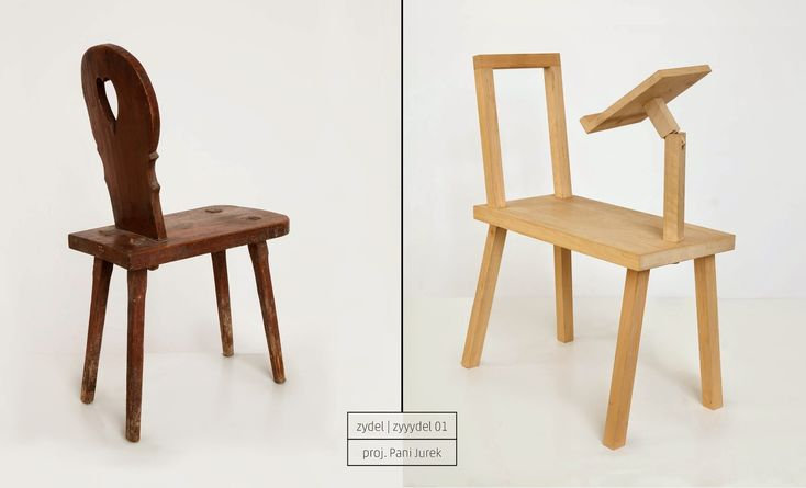 "DIY ""Zyyydel"" are designed by Pani Jurek as a part of initiative ""Release the project"". Furniture are not for sale. The design is offered under Creative Commons, so anybody can make his own copy of it."