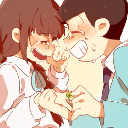 NO DON'T CRY!!