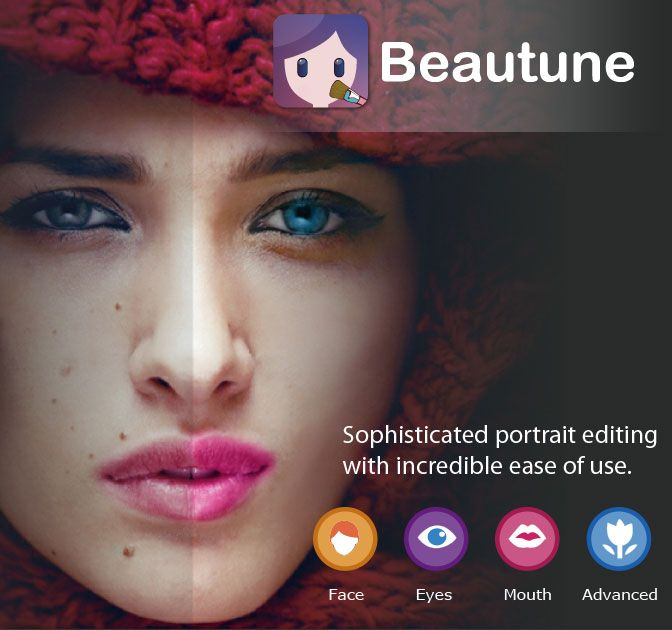 Create Picture-Perfect Portraits With Beautune - only $14! - MightyDeals
