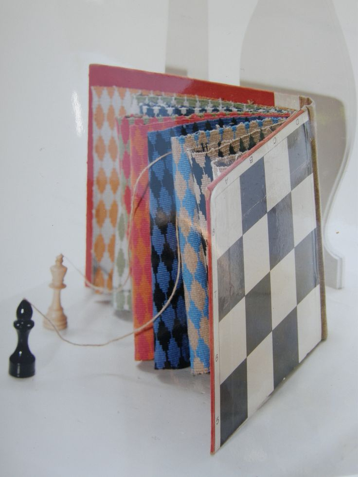 Shogi - the Artbook of Old Man ( Pumpkin textile design ) Annukka Mikkola 1997