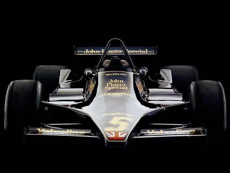 Merveilleux 1978 Lotus 79 My Favorite Car