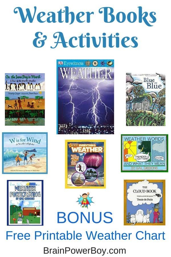 books about weather for preschoolers best books for boys weather free printable weather chart 635