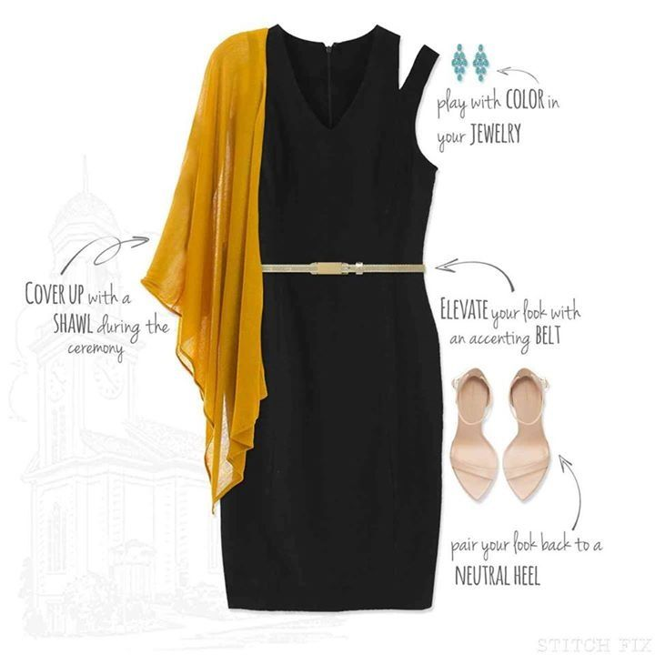 1 Dress 3 Ways Wedding Engagement Church