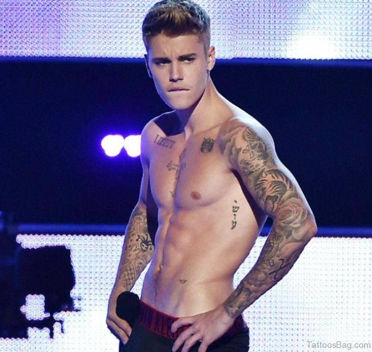 15 Best Justin Bieber Tattoo Templates Images On Pinterest