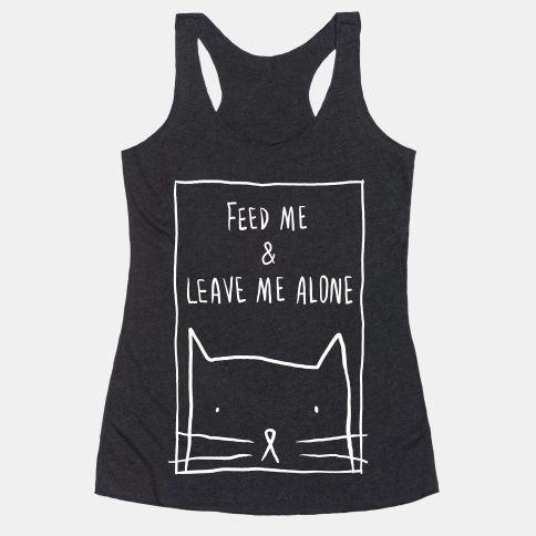online discount shopping Feed Me And Leave Me Alone - Every Cat Ever, LOL