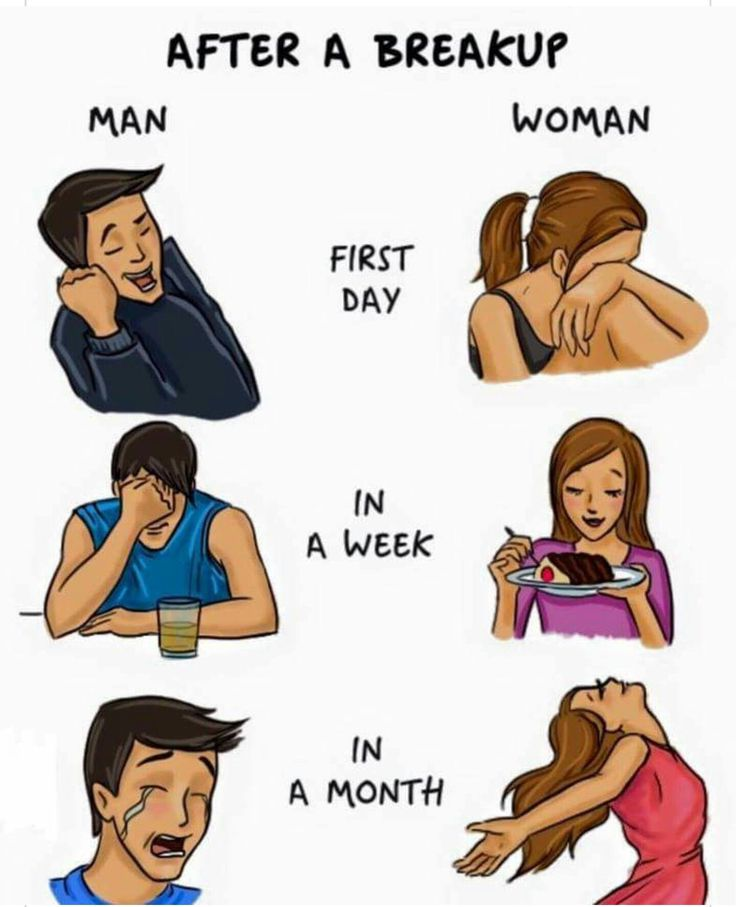Stages of dating a guy