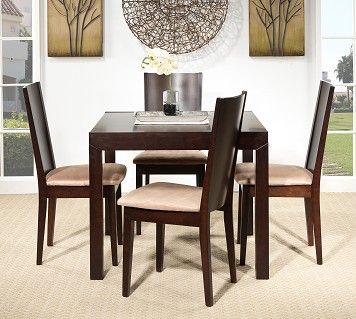 Casual Dining Room Furniture-The Brazil Collection-Brazil Table