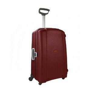 Valise Samsonite Aeris Comfort Spinner 75 cm bordeux 222,14 € livré le moins cher