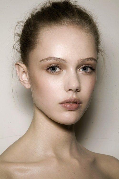 the babushka ballerina: Trend Alert: The Natural Look