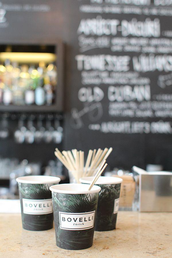 Bovelli Coffee Shop // Zurich