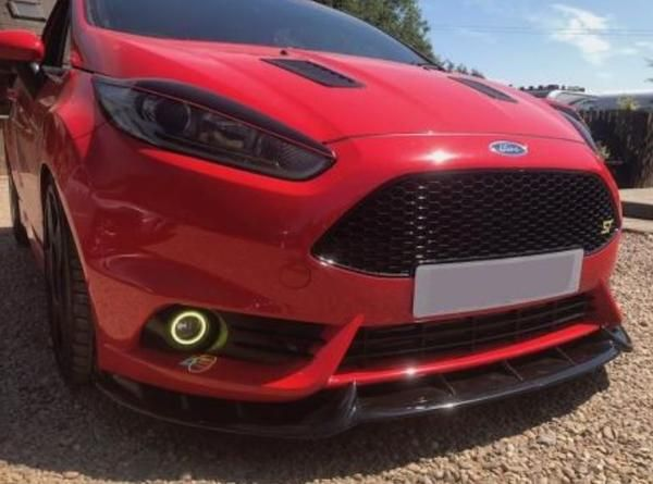 Lamin X Ford Fiesta St 2014 2019 Headlight Covers Free Shipping Ford Fiesta St Ford Fiesta Fiesta St