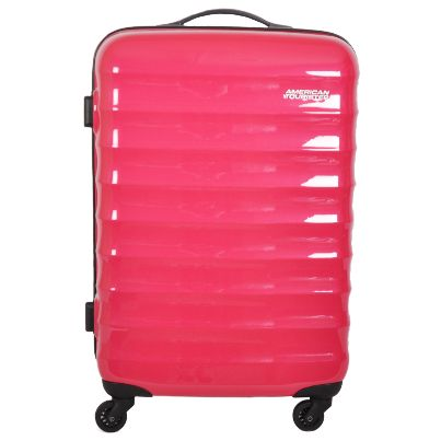 9 best Suitcases images on Pinterest | Pink luggage, Suitcases and ...