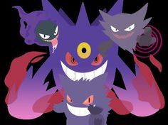 I got: Gengar Line! What Ghost Type Pokemon Are You?