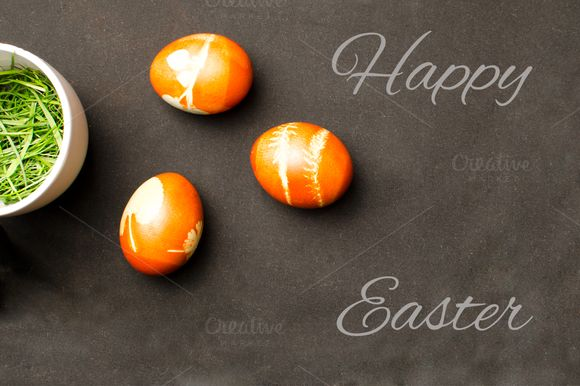 [15 photo pack] Happy Easter by Knofe on @creativemarket