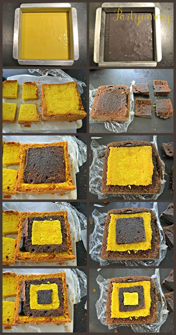 Un tuto complet pour réaliser un gateau pelleteuse ou même un autre engin de chantier avec de la pâte à sucre.
