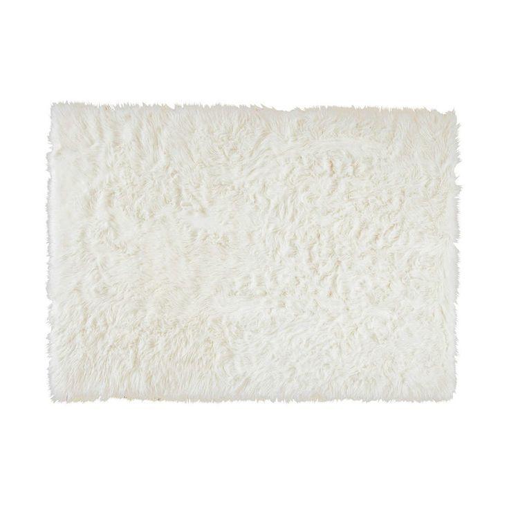 les 25 meilleures idées de la catégorie tapis fourrure blanc sur