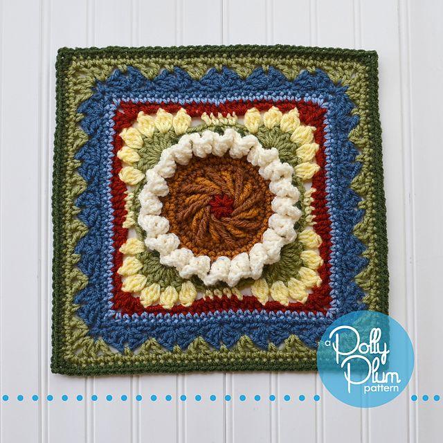 Ravelry: Shoofly Pie pattern by Polly Plum