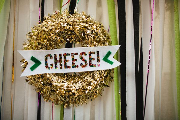 """make some """"say cheese"""" and """"smile"""" signs for pics: Parties Everyday, Parties Animal, Birthday Parties, Parties Photos, Parties Perfect, Parties Parties, Mocktails Parties, Parties Planners, Golden Parties"""