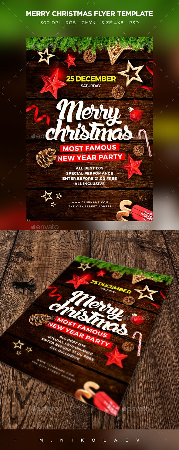 best images about christmas flyer templates merry christmas flyer