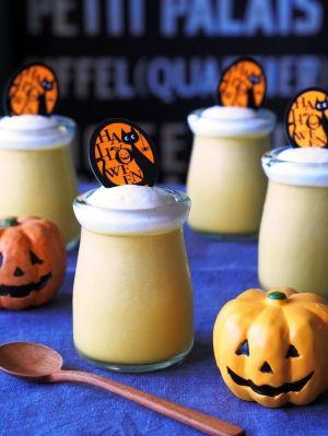かぼちゃのプリン(卵不使用)