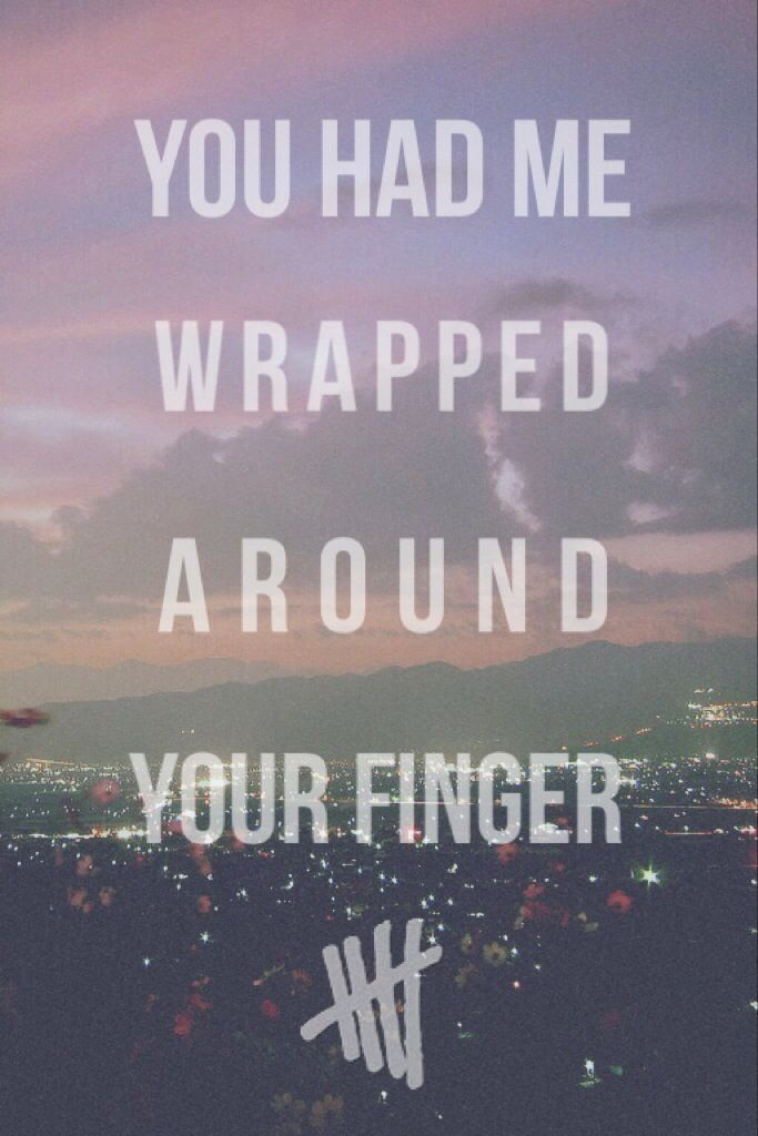 5SOS -Wrapped Around Your Finger- Does ANYONE know where I can hear them sing this?! Of course, they won't release it in America and I'm super fed up. I WANT TO HEAR IT!! Please and thank you :)