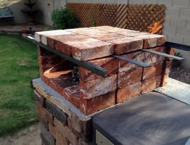 6 outdoor pizza ovens you can make