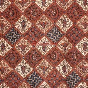 Tjokrosuhsrto collection. Batik Yogya 'Wirasat'