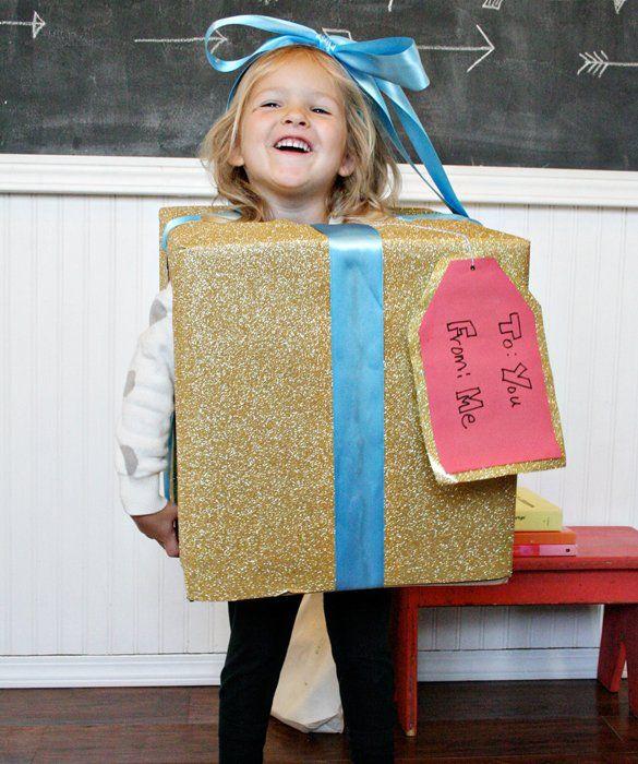 Present - Trick, Treat, or Craft! - mom.me