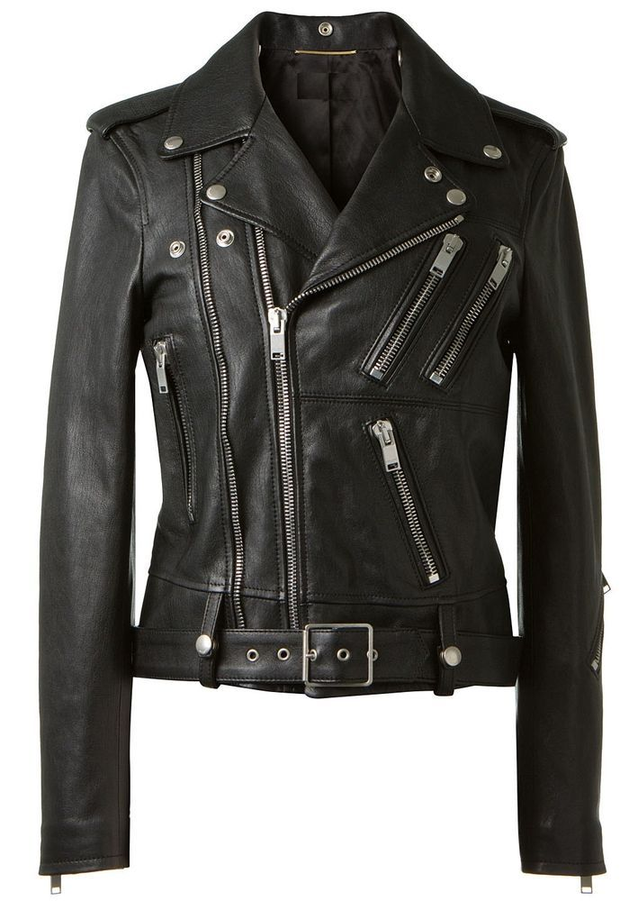 17 Best ideas about Leather Biker Jackets on Pinterest | Burberry ...