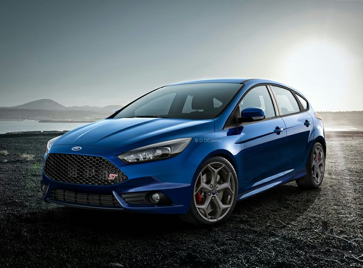 ford focus st 2014 blue images galleries with a bite. Black Bedroom Furniture Sets. Home Design Ideas