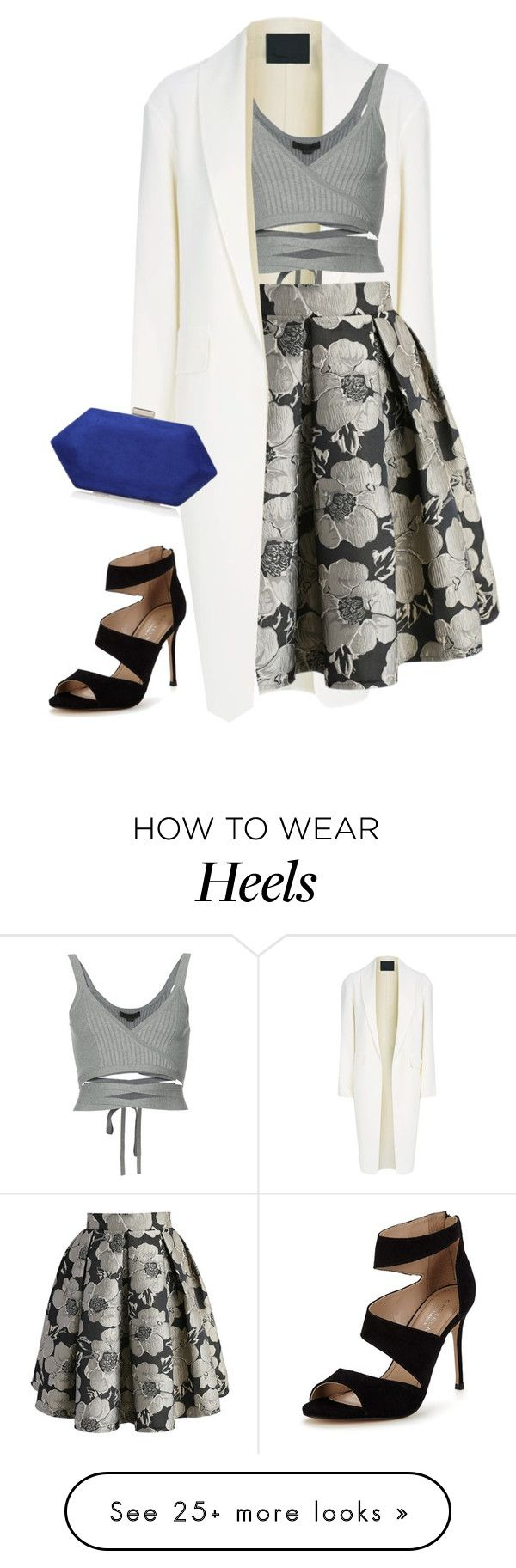 """""""Untitled #3457"""" by elia72 on Polyvore featuring Alexander Wang, Chicwish, Carvela and Miss KG"""