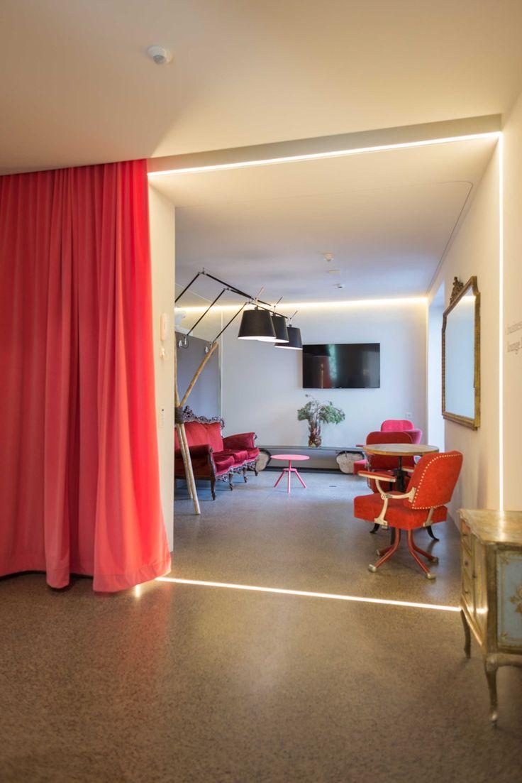 NALA Indivduellhotel | Designhotel | Innsbruck | Austria | http://lifestylehotels.net/en/nala | Individuell and stylish room