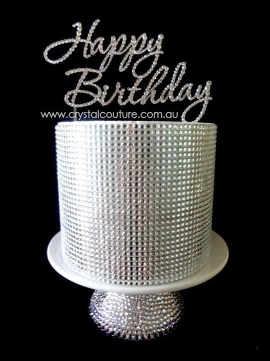 11 Best Bling Birthday Images On Pinterest Birthdays