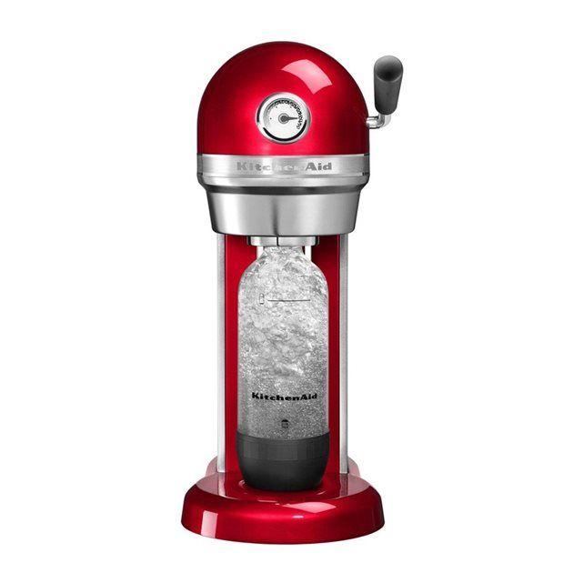 Machine à boissons gazeuses KitchenAid Artisan, Pomme d'amour 5KSS1121CA SODASTREAM | La Redoute Mobile