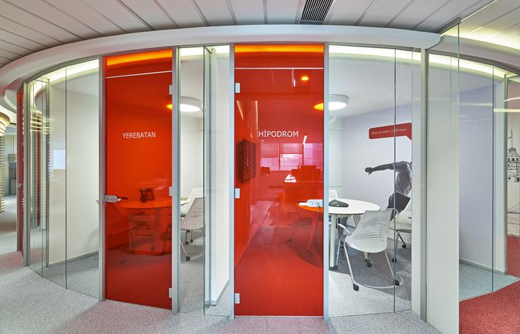 Galería de Oficina Bain&Company Estambul / Net Mimarlik - 6
